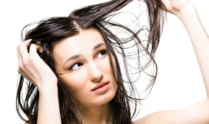 cheveux-gras
